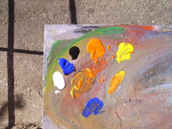 colori per abbozzi