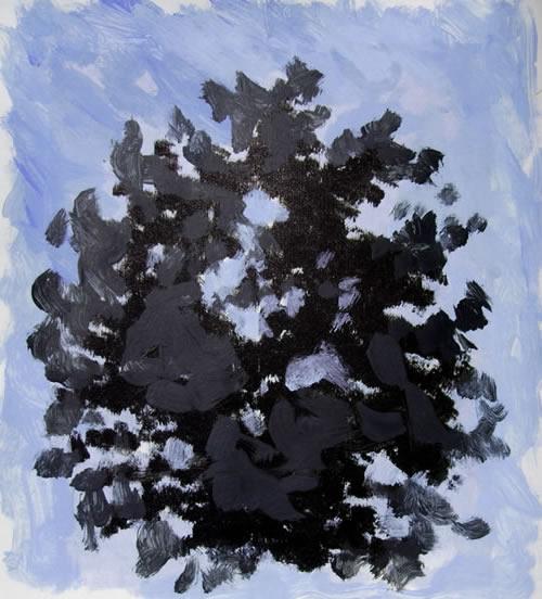 dipingiamo un albero: fase 1