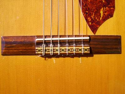 Ponticello della chitarra