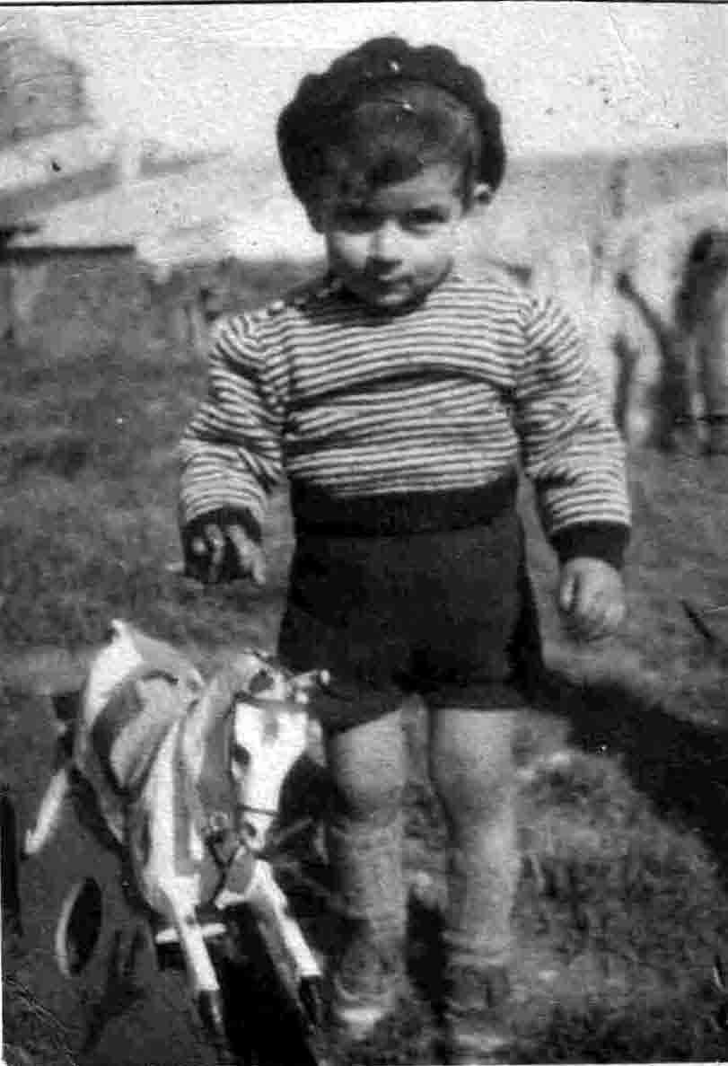 Stefano a due anni