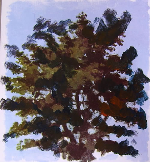 dipingiamo un albero: fase 2