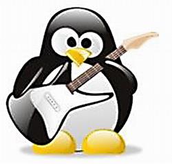 Il Pinguino chitarrista