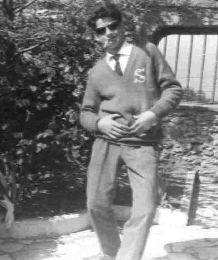 Stefano a 16 anni