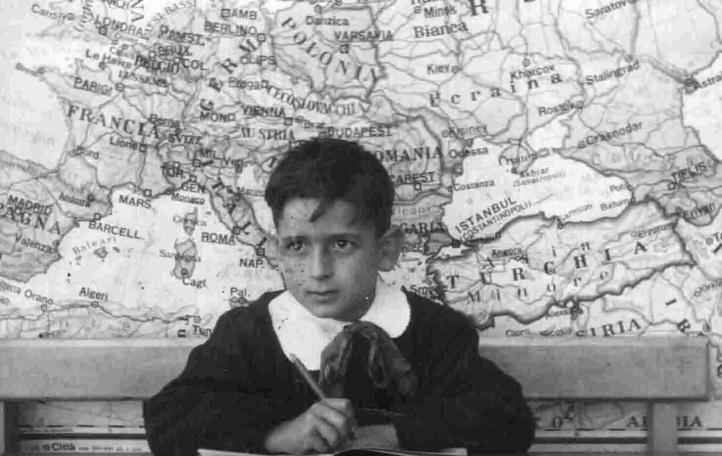 Stefano a cinque anni