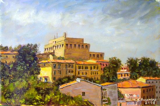 La Fortezza : il simbolo di Porto Santo Stefano