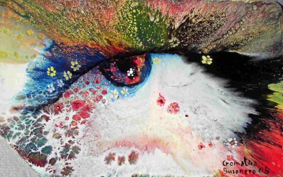 Cromatica - Sogno trasformato in pittura reale