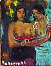 Due taitiane (Gauguin)
